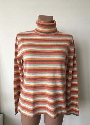Кашемир шелк шикарный свитер