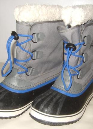 Sorel канадские зимние ботинки, сапоги оригинал