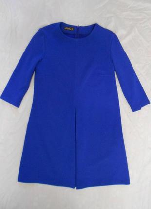 Только 10 и 11 декабря скидка!!! платье синее электрик miramod, р.наш 484