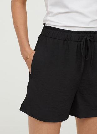 Женские шорты h&m размер хs/s