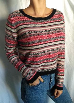 Теплейший укороченный свитер от atmosphere