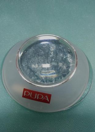 Тени для век pupa luminys, 11тон оригинал.