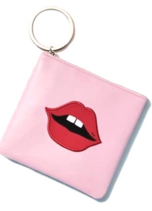 Оригинальная косметичка innisfree highcheeks x red lip pouch