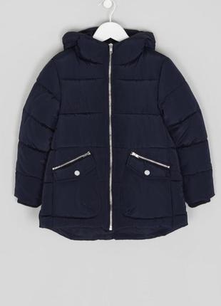 Стильная куртка для девочки с англии