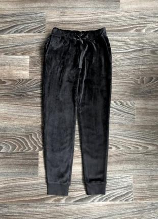 Серые домашние ночные пижамные штаны штанишки с карманами от dream