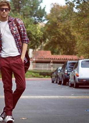 Новые мужские брюки / чиносы от alcott. размер указан 30,