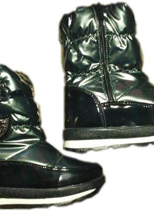 Стильные ботиночки tom.m  на девочку