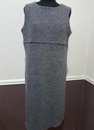 Теплое платье opus