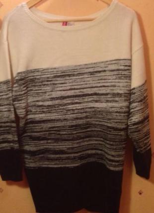 Туника(свитер) h&m