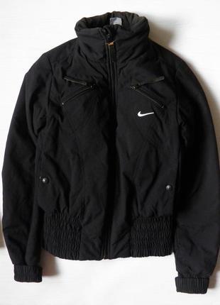 Черная пятница куртка найк теплая куртка осень зима nike оригинал