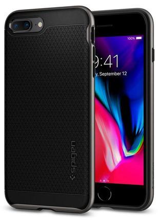 Чехол spigen neo hybrid iphone 7 8 plus оригинал новый в упаковке