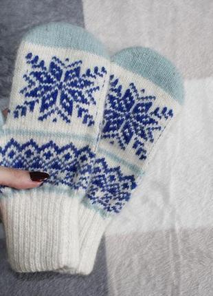 Варежки, варіжки, рукавиці