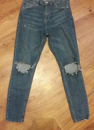 Продам джинсы topshop