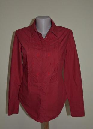 Бутиковая итальянская рубашка