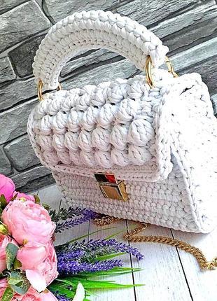 Стильная сумочка в романтическом стиле - тренд сезона!