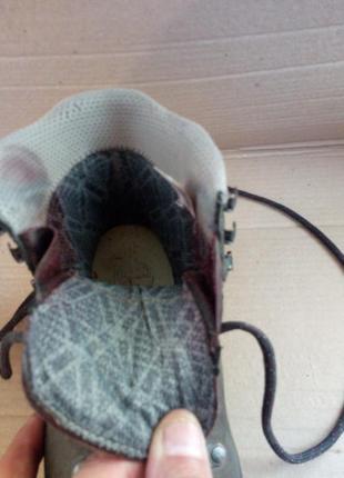 Круті шкіряні ботинки