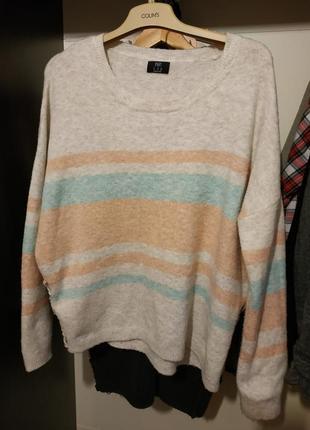 Теплый свитер от f&f