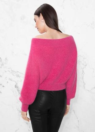 & other stories los angeles atelier укороченный свитер