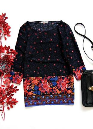 Блуза в орнамент
