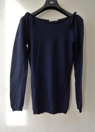 Кофточка свитер шерсть премиум stefanel