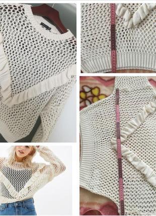 Классная кофта свитер bershka