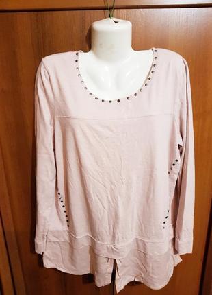 Стильная блузка размера 52-54