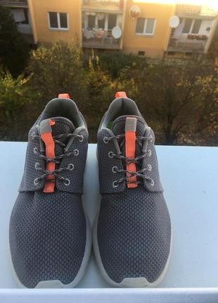Жіночі сірі кросовки nike rosherun shoes mercury grey mortar atomic pink