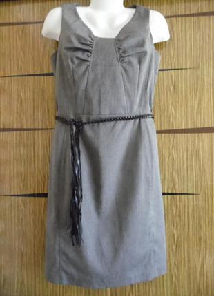 Платье футляр, новое next размер 12 – идет на 46-46+