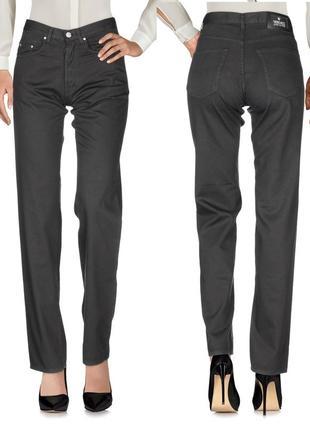 шерстяные джинсы-брюки от versace jeans couture , оригинал