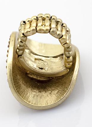 Кольцо с камнями королева луны3