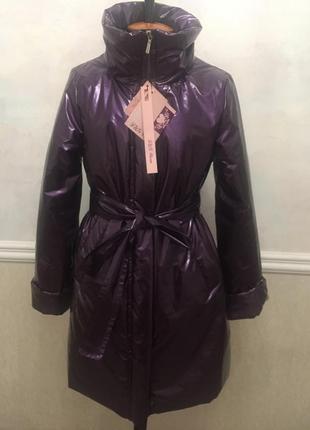 Женская демисезонное пальто