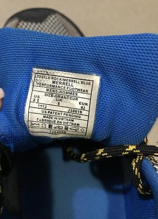 Классные кроссовки merrell оригинал3 фото