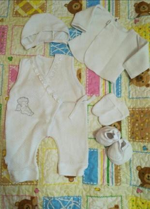 Набор комплект для крещения