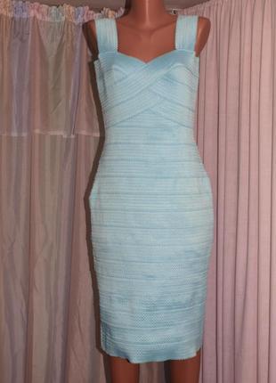 Красивое платье утяжка (м-л замеры) прилегает по фигуре, отлично смотрится