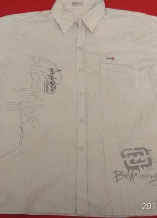 Новая классная рубашка. 3хl