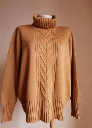 Роскошный свитер шерсть мерино bode германия