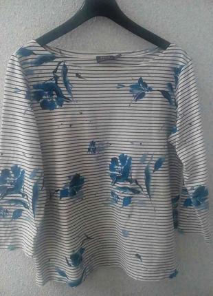 Ralph lauren очень стильная хлопковая футболка