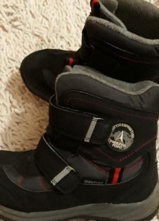 Зимові черевики, 35 р.