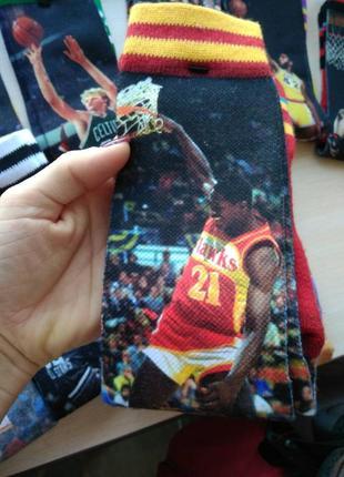 Stance баскетбольные носки atlanta hawks nba boston celtics