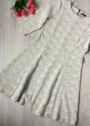 Фирменное тёплое платье promiss, размер l