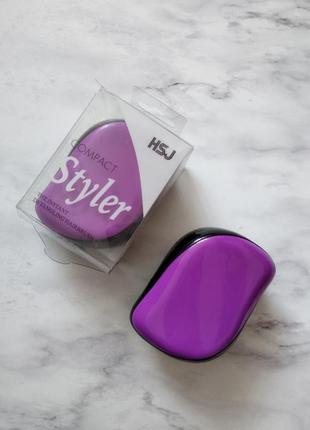 Компактная щетка для волос