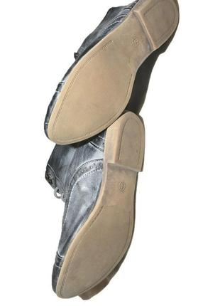 Ботинки осенние на шнуровке atmosphere4