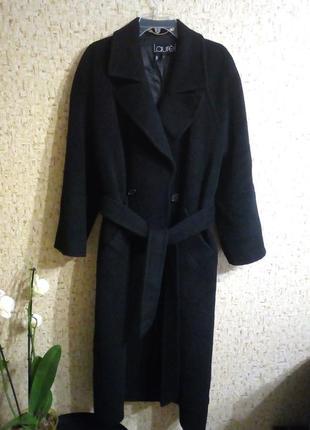 Laurel by escada пальто шерсть альпака l-xl