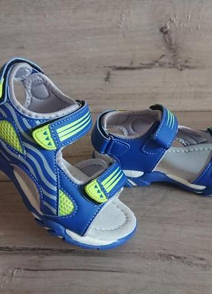Итальянские сандали босоножки bata бата 30 р 19 см