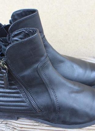 Ботинки noiz кожа германия 37р