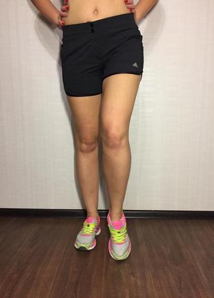 Женские спортивные шорты adidas clima lite