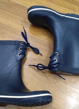 Резиновые сапоги 26 размер, стелька 17,5 см