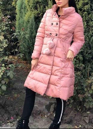 Зимнее пальто на холофайбере!!!