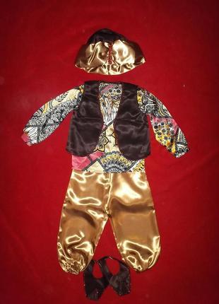 Продажа, карнавальный костюм, 2-5л., восточный принц, паж, східний принц,аладін, аладин