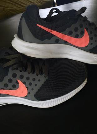 Nike down shifter 7, nike running кроссовки, ботинки